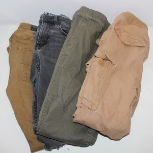 Boys Bundle of Slim Fit Jeans and Joggers size 12
